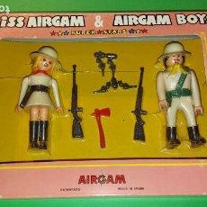 Airgam Boys: AIRGAM BOYS MISS AIRGAM SAFARI REF. 27211 SIN ESTRENAR. Lote 223609750