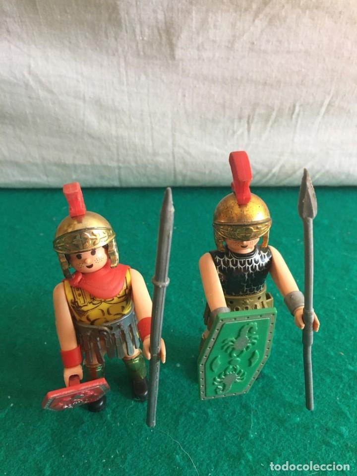 Airgam Boys: AIRGAM BOYS, Legionario y Centurión Romano, años 70-80 - Foto 2 - 223827930