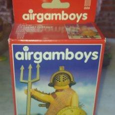 Airgam Boys: JEFE GLADIADOR. AIRGAM BOYS PRECINTADO. Lote 225059932
