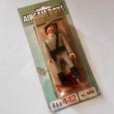Airgam Boys: AIRGAMBOYS (AIRGAM BOYS) EN BLISTER SOLDADO CONFEDERADO RICHMOND. REF. 04100. Lote 226817390
