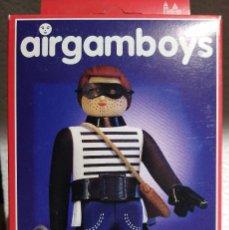 Airgam Boys: FIGURA AIRGAMBOY CACO / LADRÓN REFERENCIA 703 (NEW TOYS). REEDICIÓN MODERNA.. Lote 232060065