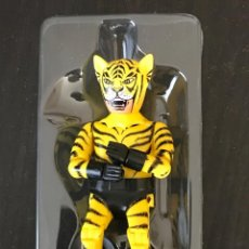 Airgam Boys: AIRGAM BOYS COMICS AIRGAMBOYS - SUPER DIABOLICS - BAD TIGER - FIGURA ARTICULADA MUÑECO. Lote 234767475