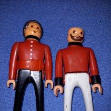 Airgam Boys: 2 FIGURAS AIRGAMBOYS SOLDADOS INGLESES AÑOS 70.. Lote 235808775