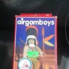 Airgam Boys: TORO SENTADO AIRGAMBOYS REF. 404 NUEVO A ESTRENAR. Lote 237188085