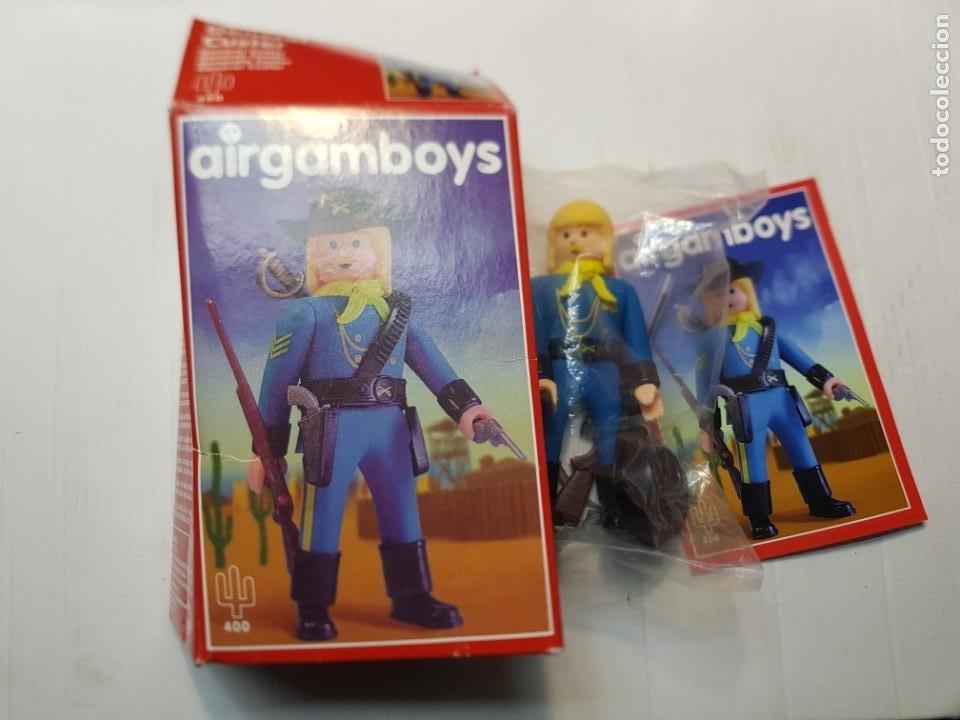 Airgam Boys: Airgam Boys lote 7 distintos en caja original ver relación - Foto 2 - 237548365