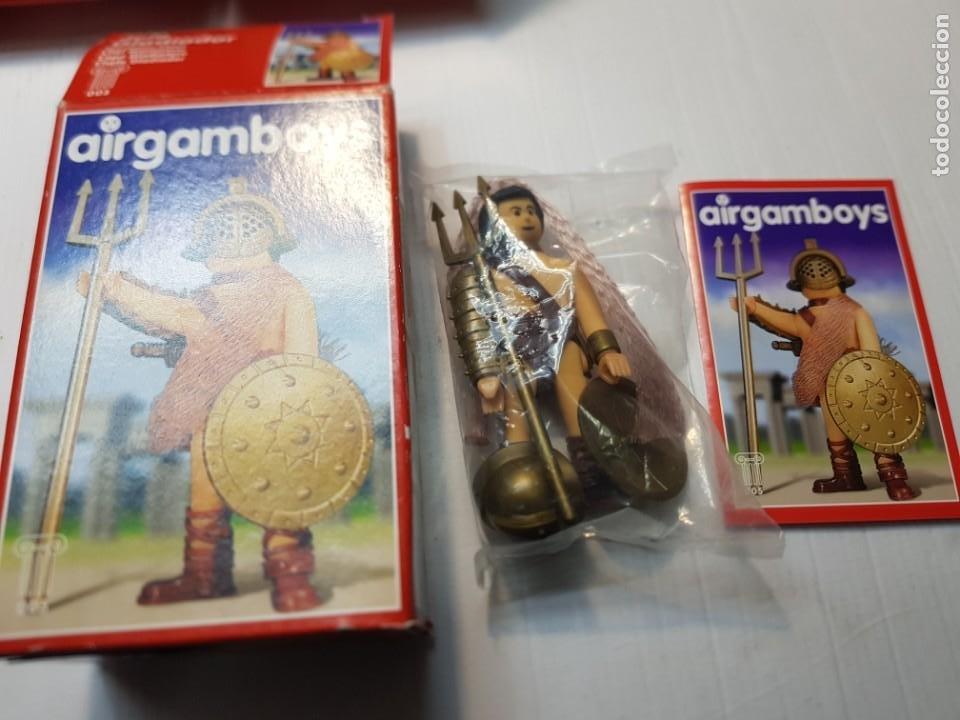 Airgam Boys: Airgam Boys lote 7 distintos en caja original ver relación - Foto 4 - 237548365