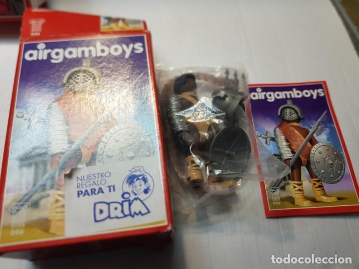 Airgam Boys: Airgam Boys lote 7 distintos en caja original ver relación - Foto 5 - 237548365