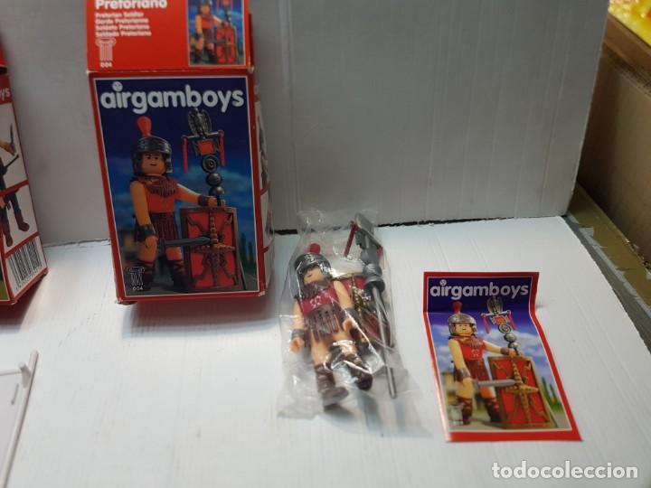 Airgam Boys: Airgam Boys lote 7 distintos en caja original ver relación - Foto 6 - 237548365