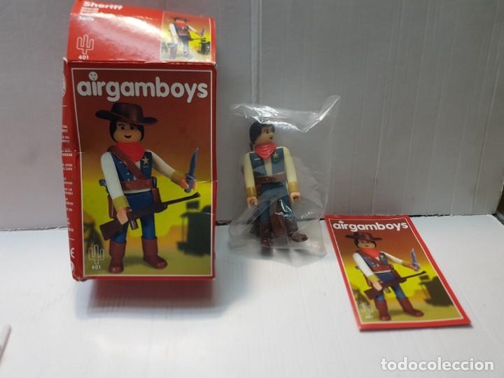 Airgam Boys: Airgam Boys lote 7 distintos en caja original ver relación - Foto 7 - 237548365