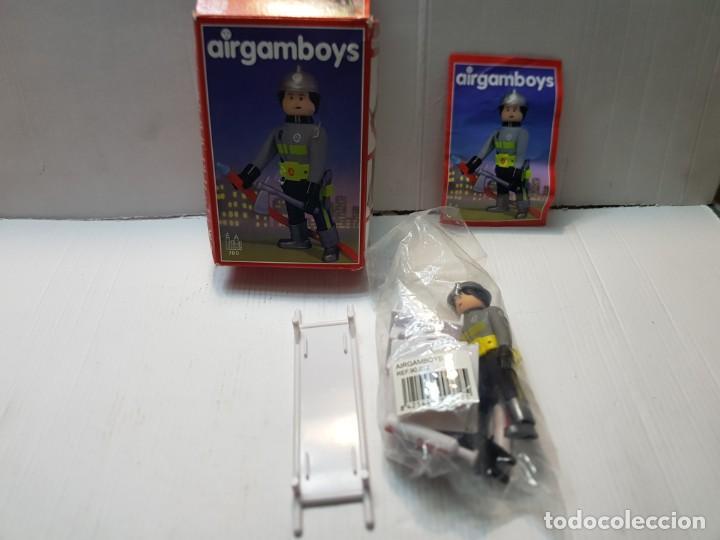 Airgam Boys: Airgam Boys lote 7 distintos en caja original ver relación - Foto 8 - 237548365