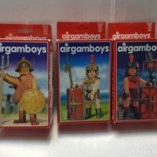 Airgam Boys: AIRGAM BOYS LOTE 3 DISTINTOS EN CAJA ORIGINAL VER RELACIÓN. Lote 237550720