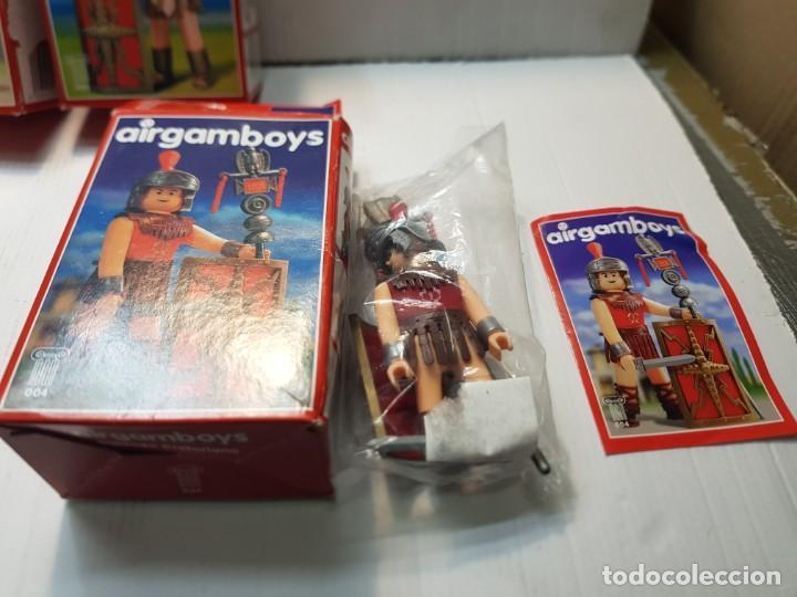 Airgam Boys: Airgam Boys lote 3 distintos en caja original ver relación - Foto 2 - 237550720