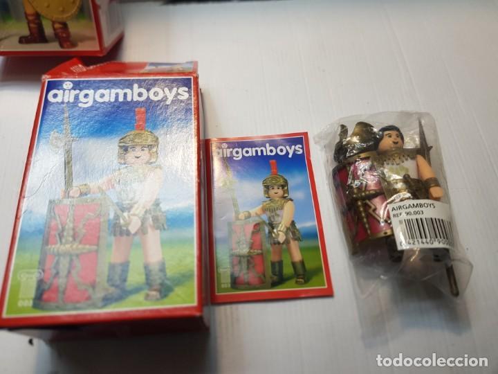 Airgam Boys: Airgam Boys lote 3 distintos en caja original ver relación - Foto 3 - 237550720