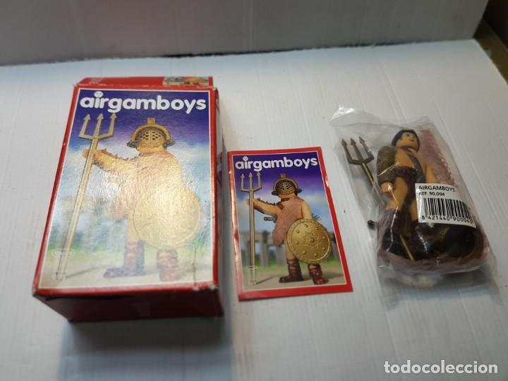 Airgam Boys: Airgam Boys lote 3 distintos en caja original ver relación - Foto 4 - 237550720
