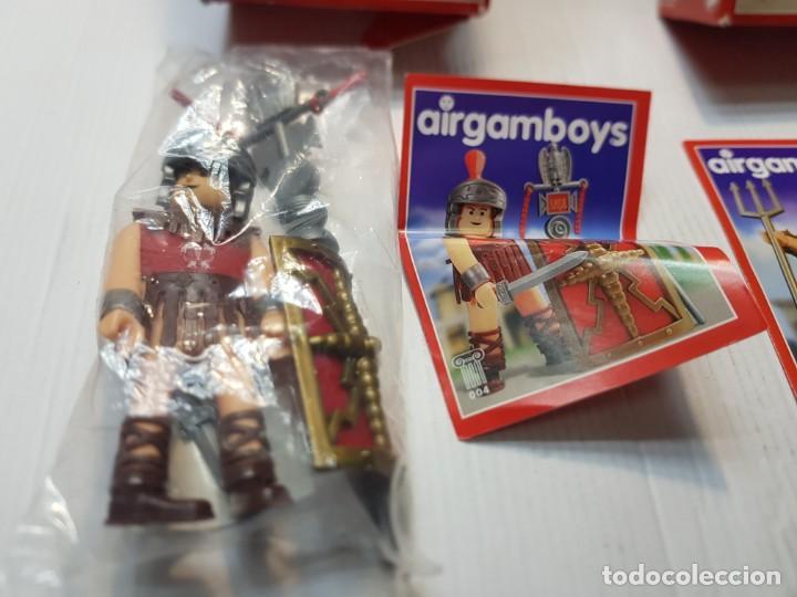 Airgam Boys: Airgam Boys lote 2 distintos en caja original ver relación - Foto 2 - 237551890