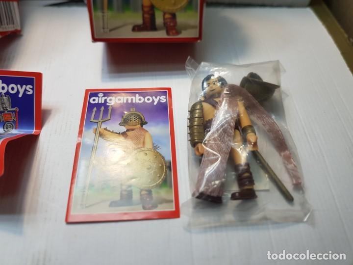 Airgam Boys: Airgam Boys lote 2 distintos en caja original ver relación - Foto 3 - 237551890
