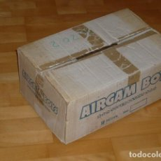 Airgam Boys: CAJA VACIA AIRGAMBOYS ORIIGNAL AIRGAM. Lote 238521275