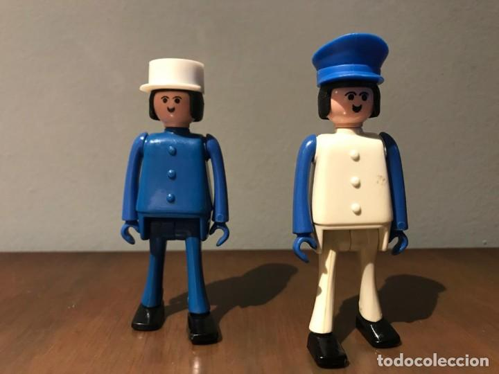 ANTIGUOS MUÑECOS AIRGAM BOYS AÑOS 70 (Juguetes - Figuras de Acción - Airgam Boys)