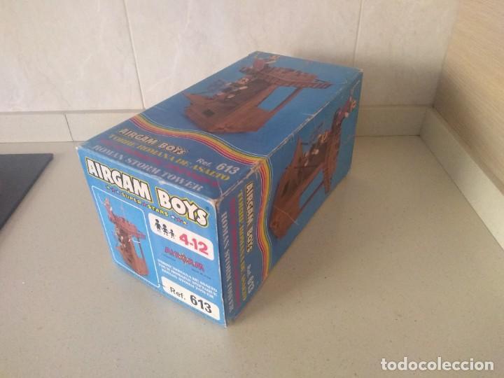 AIRGAM BOYS TORRE DE ASALTO REF. 613 COMPLETO (Juguetes - Figuras de Acción - Airgam Boys)