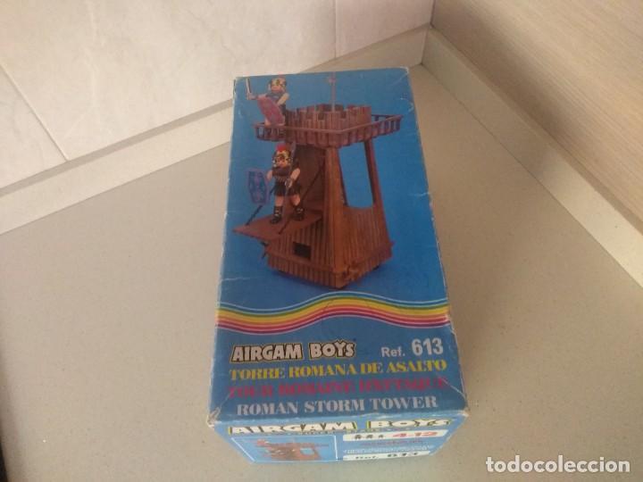 Airgam Boys: Airgam boys torre de asalto Ref. 613 Completo - Foto 4 - 241036310