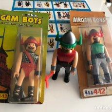 Airgam Boys: AIRGAMBOYS VIKINGOS. Lote 243404530