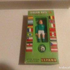 Airgam Boys: AIRGAM BOYS AIRGAMBOYS FUTBOLISTA IRLANDA REF. 04. DORSALES A COLOCAR. Lote 245084590