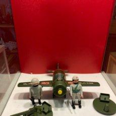 Airgam Boys: AVION JAPONES PILOTO SOLDADO TORRETAS AIRGAMBOYS. Lote 245279065