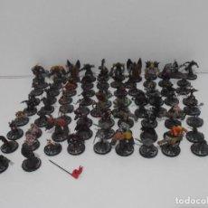 Airgam Boys: LOTE 82 FIGURAS WARHAMMER HEROCLIX, PINTADAS. Lote 245441695
