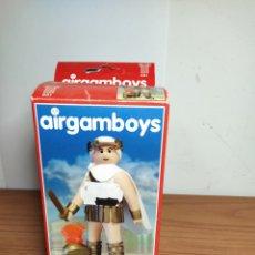 Airgam Boys: AIRGAM BOYS JULIO CESAR CON MUÑECO. Lote 246222220