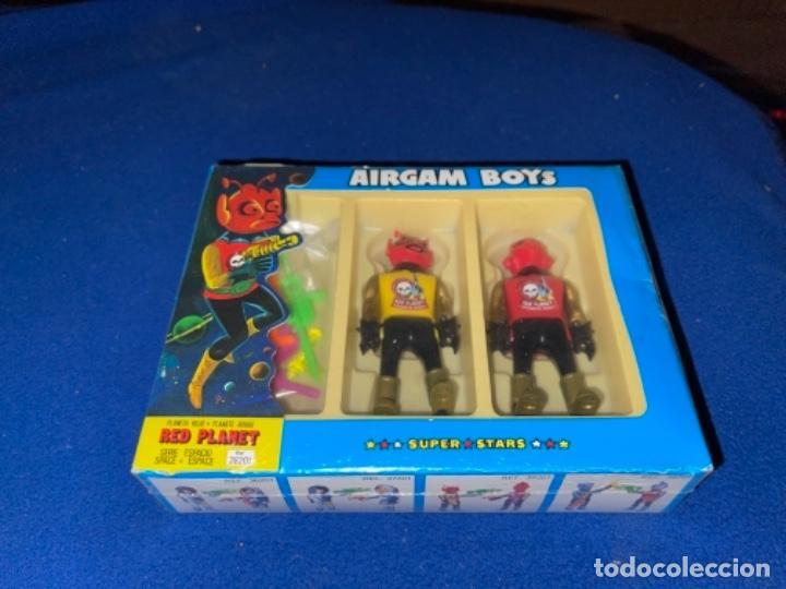 Airgam Boys: Airgam Boys extraterrestre Red Planet Ref 38201 - AIRGAMBOYS - Foto 2 - 247426890