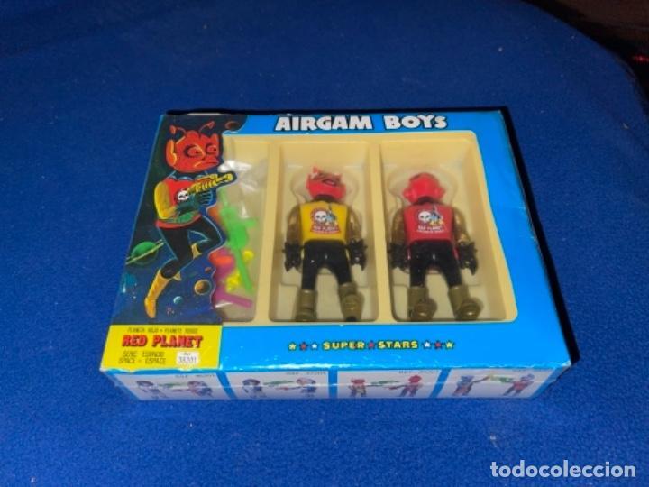 Airgam Boys: Airgam Boys extraterrestre Red Planet Ref 38201 - AIRGAMBOYS - Foto 4 - 247426890