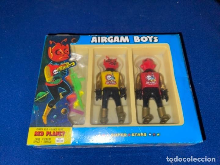 Airgam Boys: Airgam Boys extraterrestre Red Planet Ref 38201 - AIRGAMBOYS - Foto 5 - 247426890