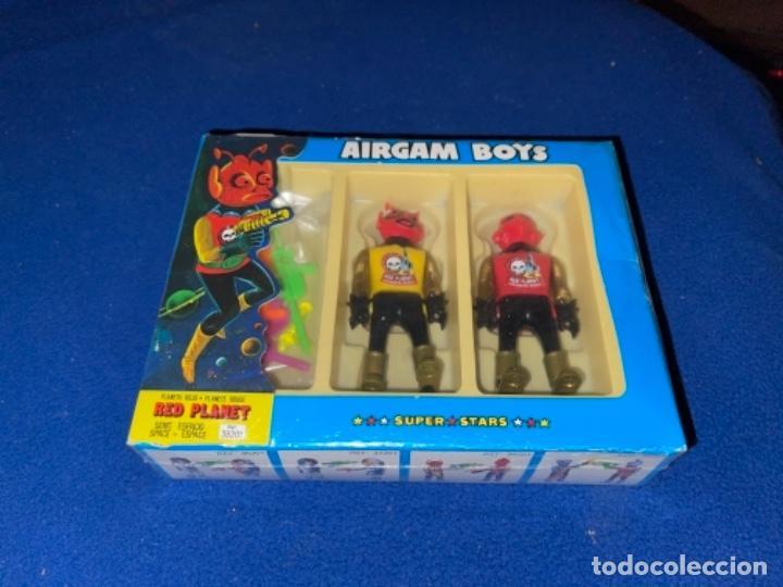 AIRGAM BOYS EXTRATERRESTRE RED PLANET REF 38201 - AIRGAMBOYS (Juguetes - Figuras de Acción - Airgam Boys)