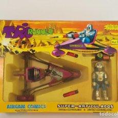 Airgam Boys: AIRGAM COMICS TRI RUNNER REF 1156 SUPERFANTASTICS SUPERDIABOLICS. Lote 248277935