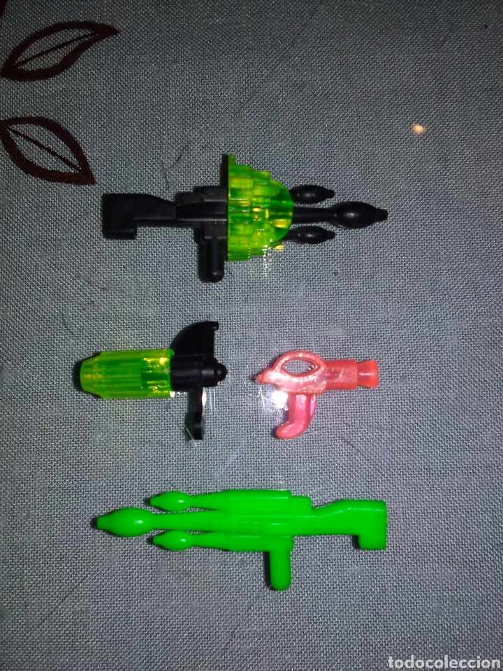Airgam Boys: AIRGAMBOYS SERIE SPACE. LOTE DE ARMAS - Foto 2 - 253171860
