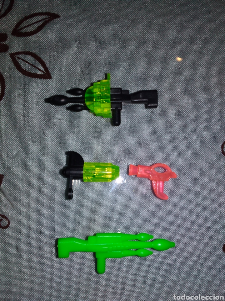 Airgam Boys: AIRGAMBOYS SERIE SPACE. LOTE DE ARMAS - Foto 1 - 253171860