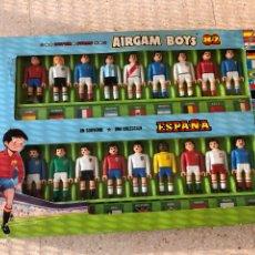Airgam Boys: AIRGAMBOYS MUNDIAL 82 18 EQUIPOS. Lote 253277820