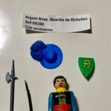 Airgam Boys: AIRGAMBOYS GUARDIA DE RICHELIEU REFERENCIA 08100. Lote 254804490