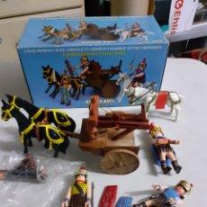 Airgam Boys: AIRGAM BOYS AIRGAMBOYS CARRO ROMANO CON BALLESTA EN CAJA. Lote 260020960