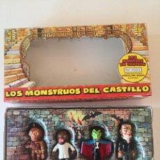 Airgam Boys: LOS MONSTRUOS DEL CASTILLO DE AIRGAM. REF. 950/4.. Lote 261295070