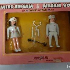 Airgam Boys: MISS AIRGAM & AIRGAM BOYS 28211 ENFERMEROS. Lote 261364050