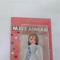 Airgam Boys: MUÑECA MISS AIRGAM AZAFATA REF. 65100. Lote 261933720