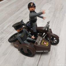 Airgam Boys: AIRGAM BOYS AIRGAMBOYS MOTO SIDECAR ALEMANA SEGUNDA GUERRA MUNDIAL. Lote 267457114