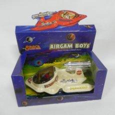 Airgam Boys: NAVE ESPACAL DE AIRGAM BOYS ASTRONAVE, SPACE TOY, SUPER STARS SERIE SPACE 292, GALAXY PATROL, FABRIC. Lote 267712219