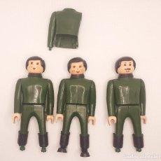 Airgam Boys: AIRGAM BOYS AIRGAMBOYS LOTE SOLDADOS SEGUNDA GUERRA MUNDIAL OFICIAL AMERICANO AÑOS 80. Lote 269470648