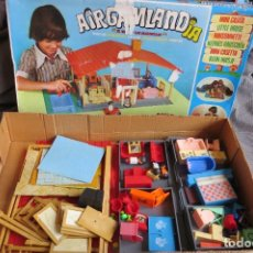 Airgam Boys: AIRGAMLANDIA - CASITA REF 715 - AÑO 1978 -. Lote 269695408