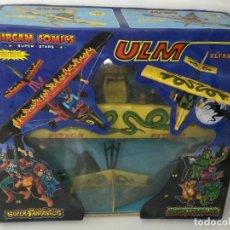 Airgam Boys: AIRGAM BOYS ,AIRGAM COMICS ULTRALIGERO PYTHON CON CAJA. Lote 270111508