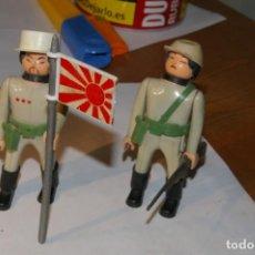 Airgam Boys: AIRGAMBOYS AIRGAM BOYS OFICIAL Y SOLDADO JAPONESES. Lote 283203158