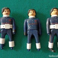 Airgam Boys: FIGURAS PARA REPARAR O PIEZAS AIRGAM BOYS POLICÍA REEDICION SIN CAJA. Lote 283363338