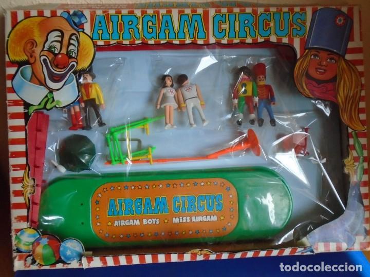 Airgam Boys: (JU-210901)Airgamboys airgam circus ref 33602 en caja - Foto 2 - 285731608